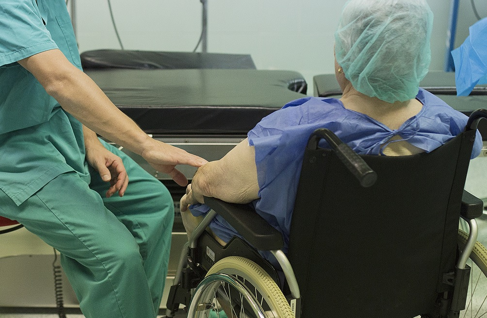 infermeria dolor crònic