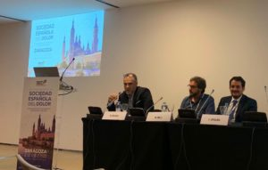 sergi boada a XVI Congreso de la Sociedad Española del Dolor (SED)